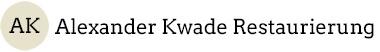 Alexander Kwade Restaurierung Logo